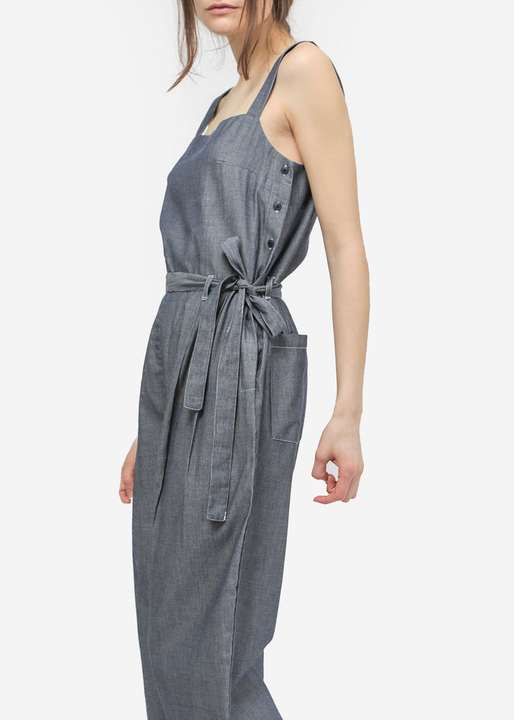 Kowtow Spring Jumpsuit — Shop sustainable fashion and slow fashion at New Classics Studios