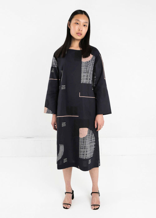 Kowtow Blueprint Dress — New Classics Studios