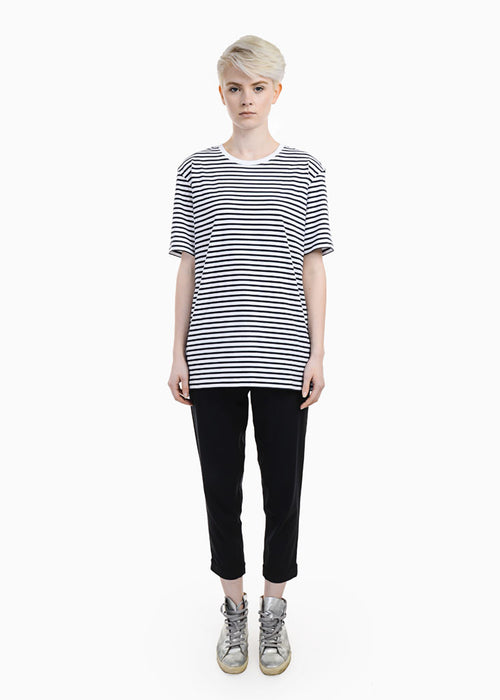 Kowtow Building Block Striped Tee — New Classics Studios