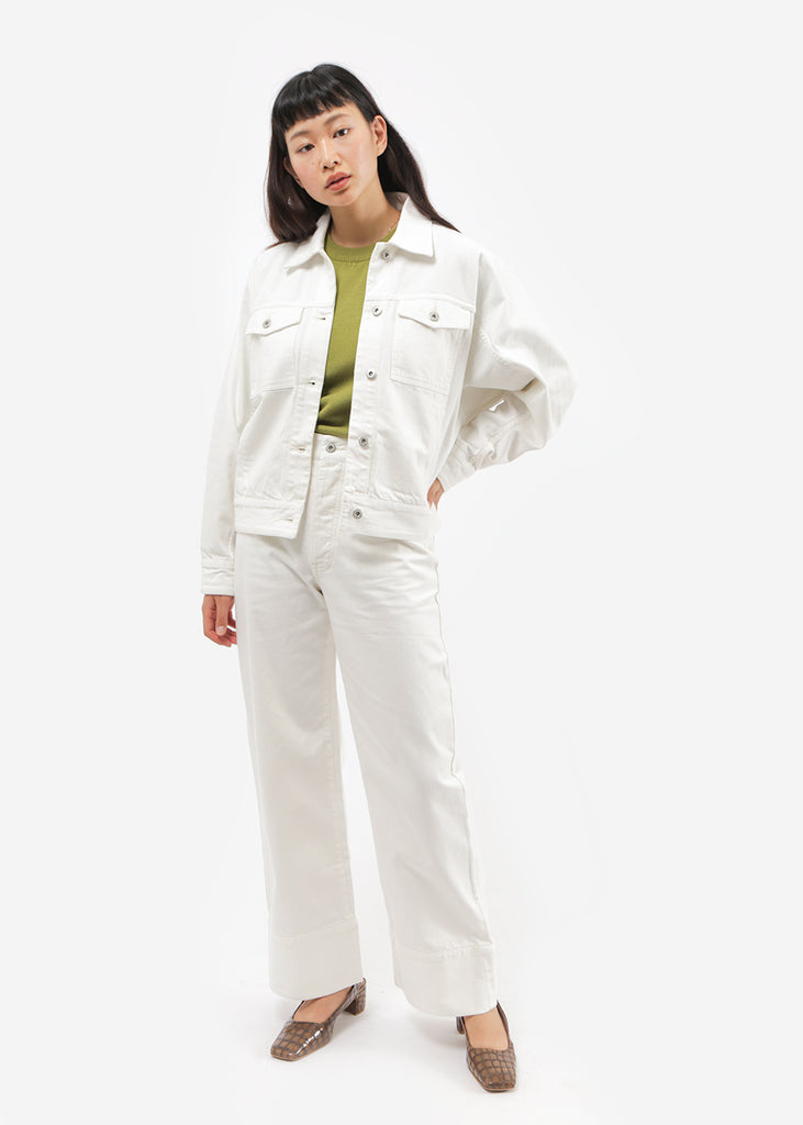 Kowtow Formation Jacket — Shop sustainable fashion and slow fashion at New Classics Studios