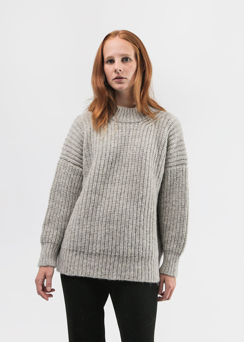 Lauren Manoogian Fisherman Pullover — New Classics Studios