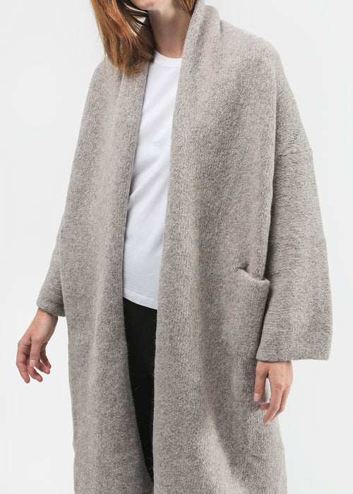 Lauren Manoogian Long Shawl Cardigan — New Classics Studios