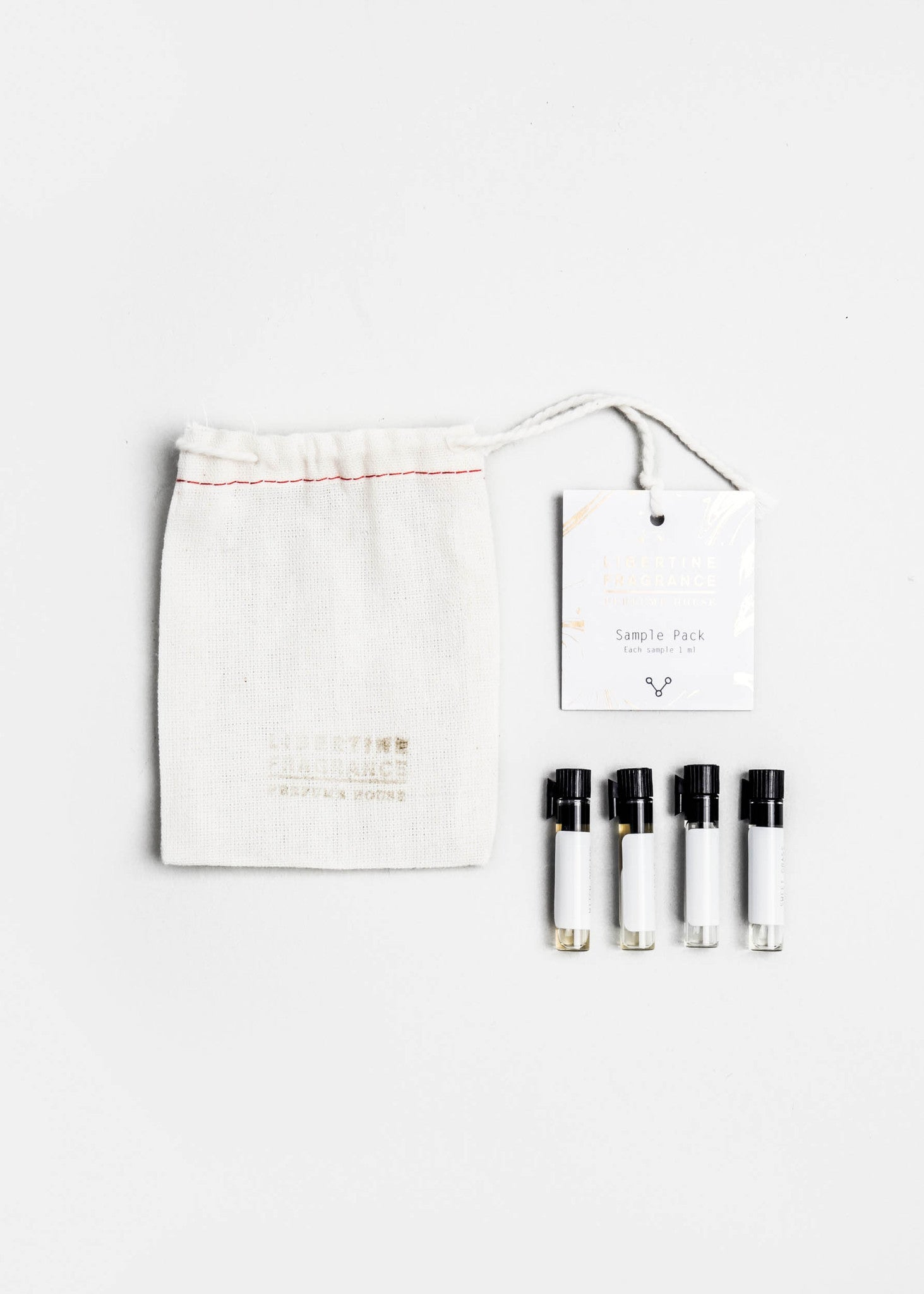 Libertine Fragrance Fragrance Sample Pack — New Classics Studios