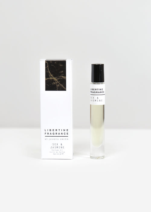 Libertine Fragrance Sex & Jasmine Roll On Fragrance — New Classics Studios