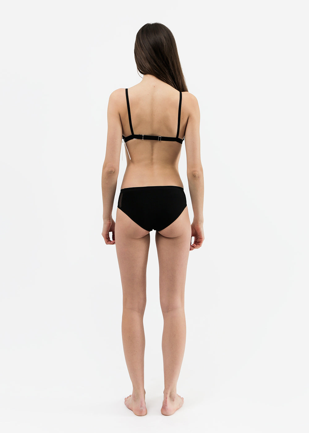 Mary Young Mesh Panel Bikini — Shop sustainable fashion and slow fashion at New Classics Studios