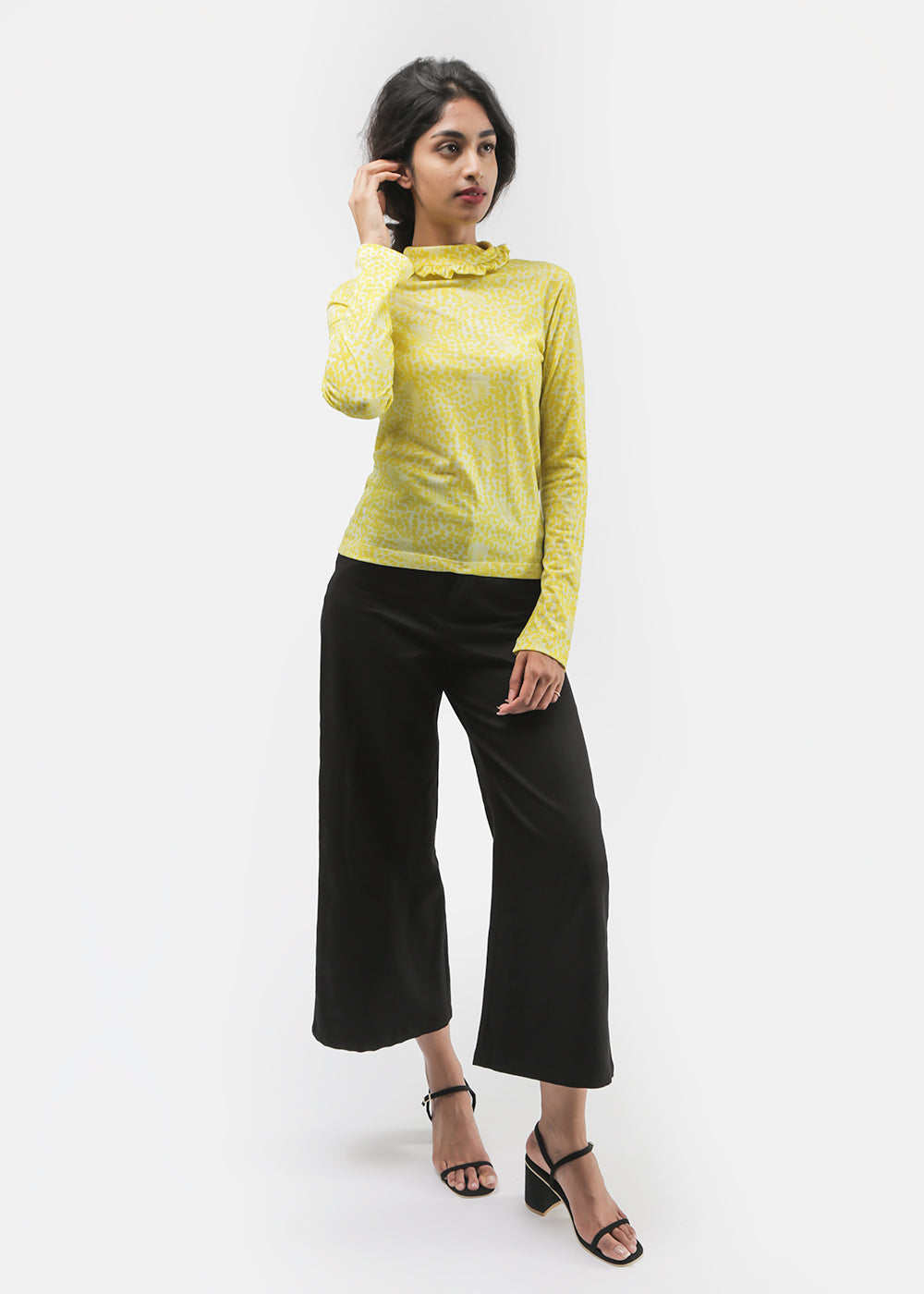 Mirador Pitter Patter Skivvy — Shop sustainable fashion and slow fashion at New Classics Studios