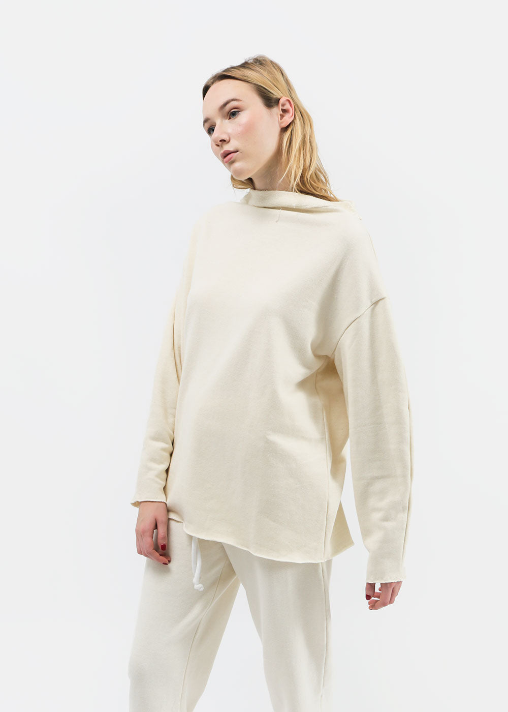 Open Air Museum Textured Sweater Top — New Classics Studios