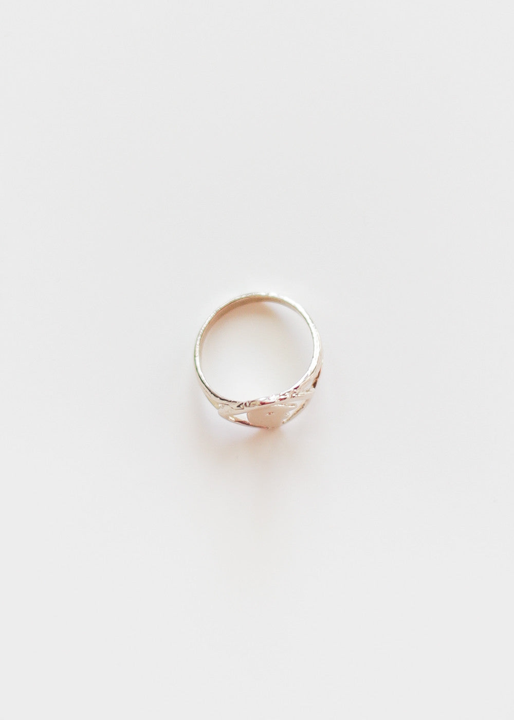 Open House Projects Little Man Ring — Shop sustainable fashion and slow fashion at New Classics Studios