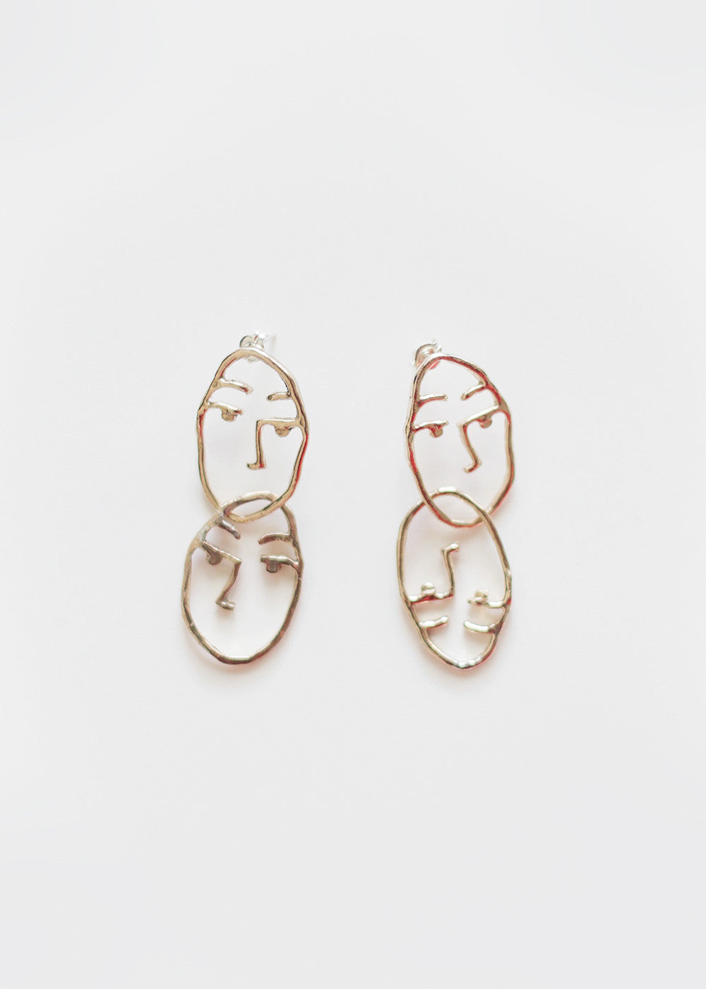 Open House Projects People Earrings - New Classics Studios  - 1