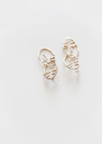 People Earrings