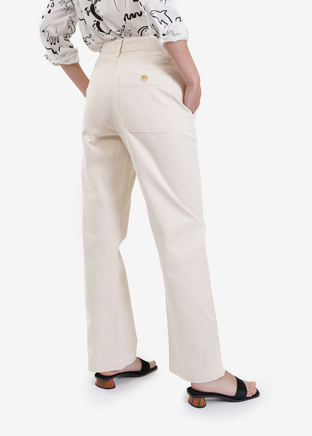 Paloma Wool Volta Trousers — Shop sustainable fashion and slow fashion at New Classics Studios