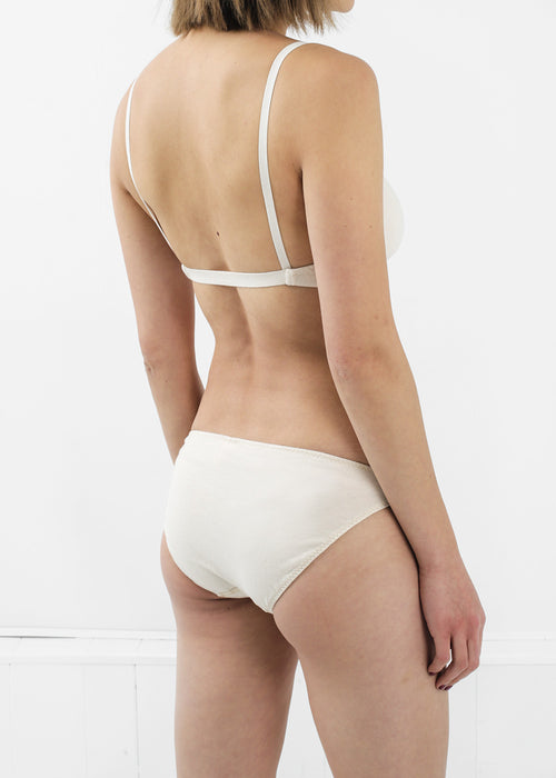 Pansy Natural Low Rise Underwear - New Classics Studios  - 2