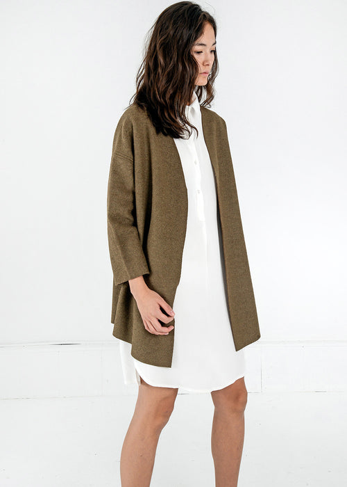 Priory Ura Coat — New Classics Studios