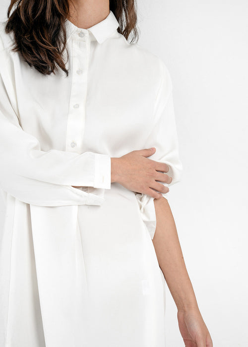Priory Sleep Shirt Dress — New Classics Studios