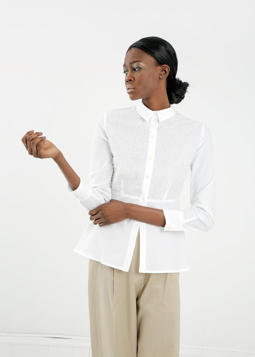 Samuji Cotty Shirt — New Classics Studios