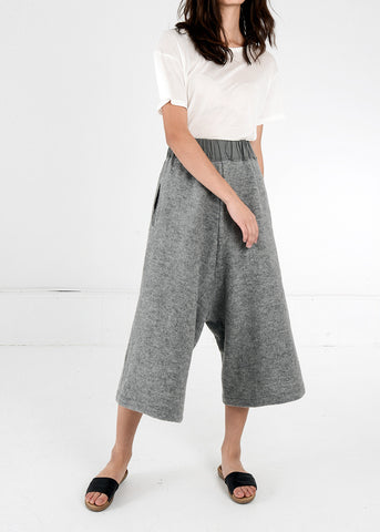 Wool Gion Pant