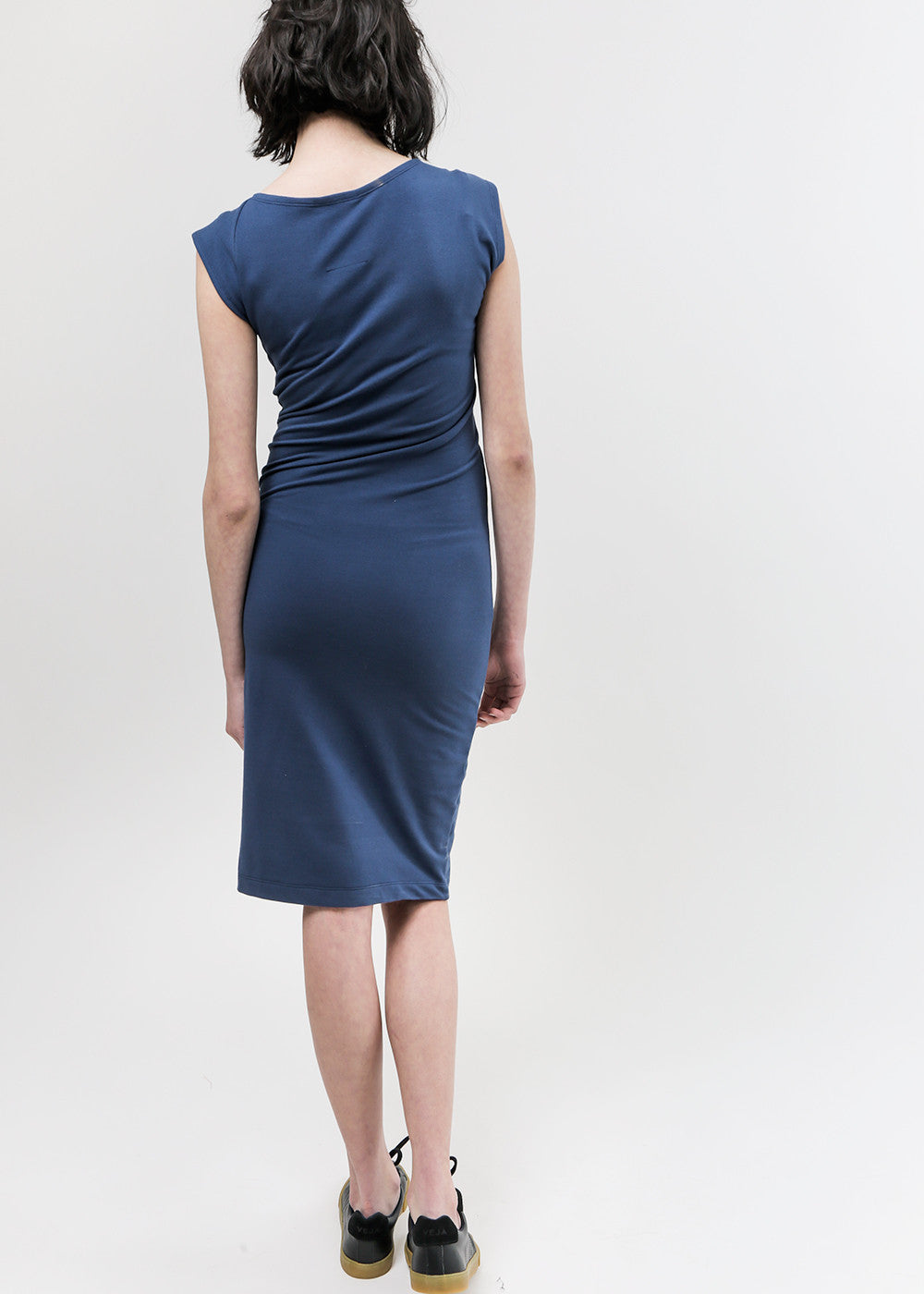 Study-NY Twist Dress — Shop sustainable fashion and slow fashion at New Classics Studios