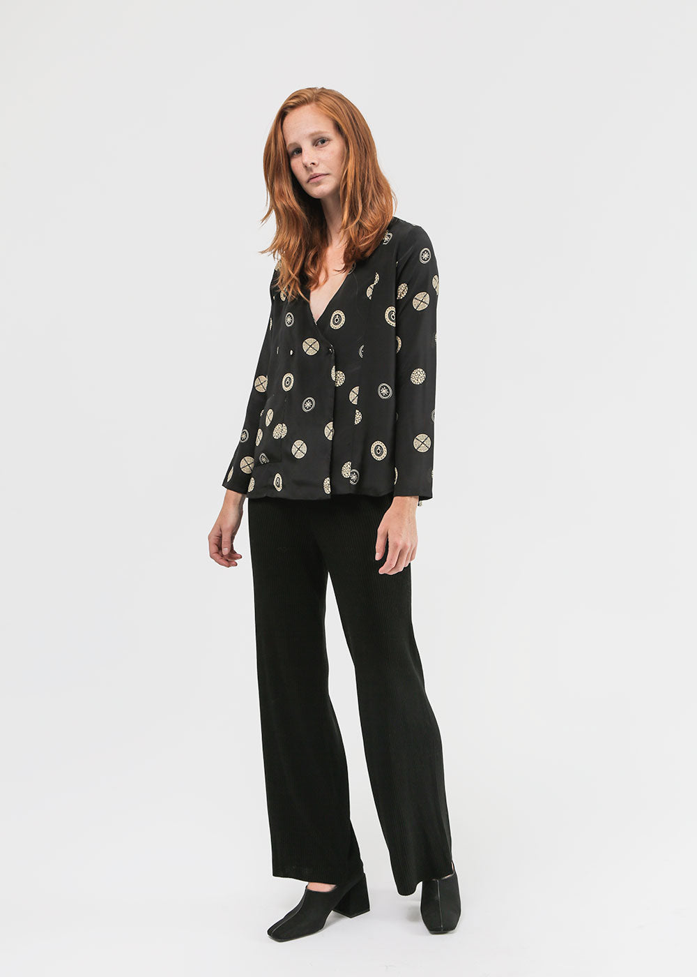 Suzanne Rae Button Up Blazer — Shop sustainable fashion and slow fashion at New Classics Studios