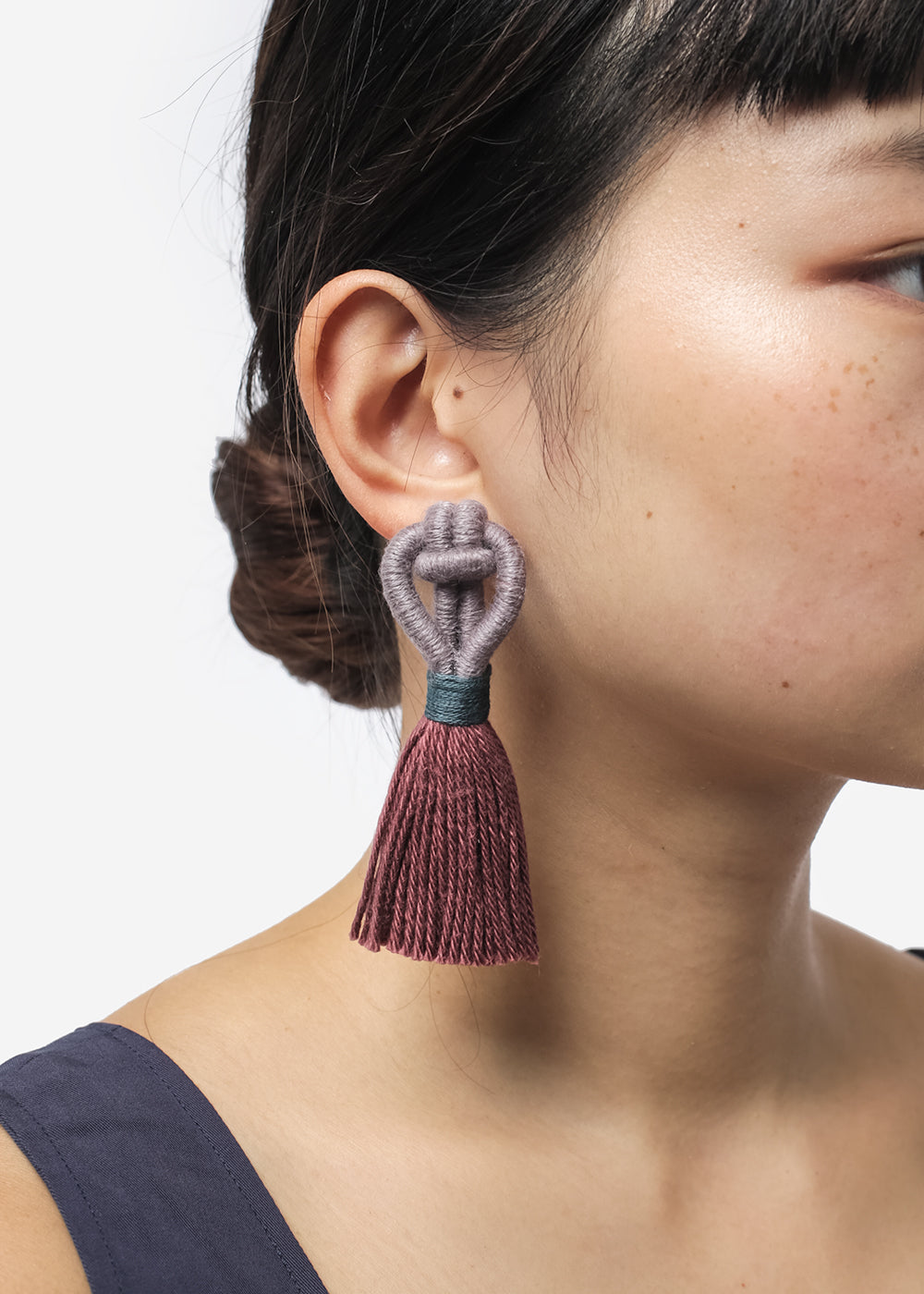 TALEE Angsa Earrings — New Classics Studios