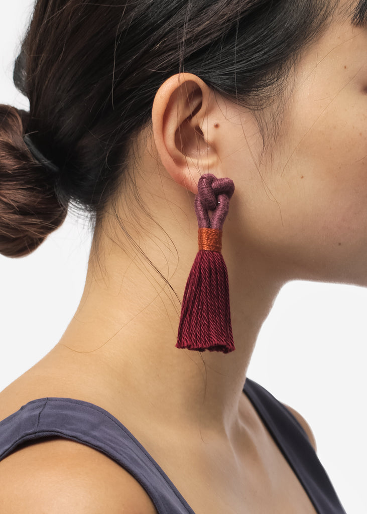 TALEE Hati Earrings — Shop sustainable fashion and slow fashion at New Classics Studios