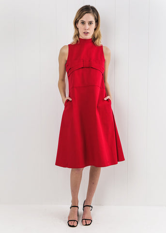 Red Lola II Dress