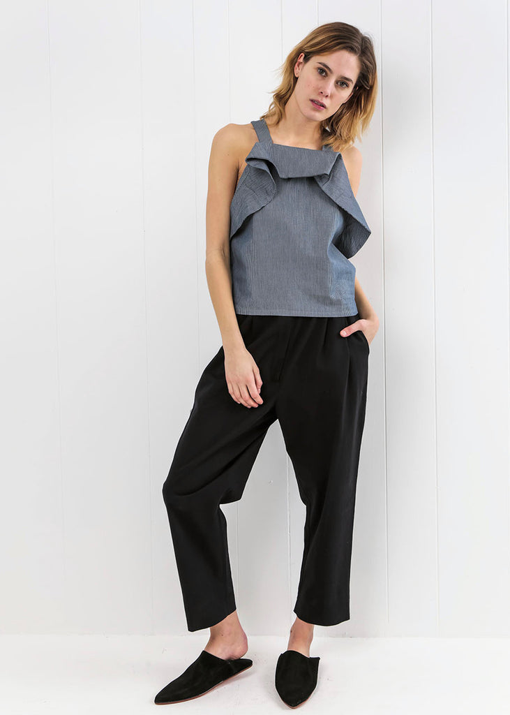 Toit Volant Rita Front Flare Top — Shop sustainable fashion and slow fashion at New Classics Studios