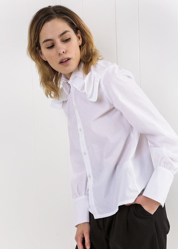 Toit Volant Eastwood Button-Up Shirt — Shop sustainable fashion and slow fashion at New Classics Studios