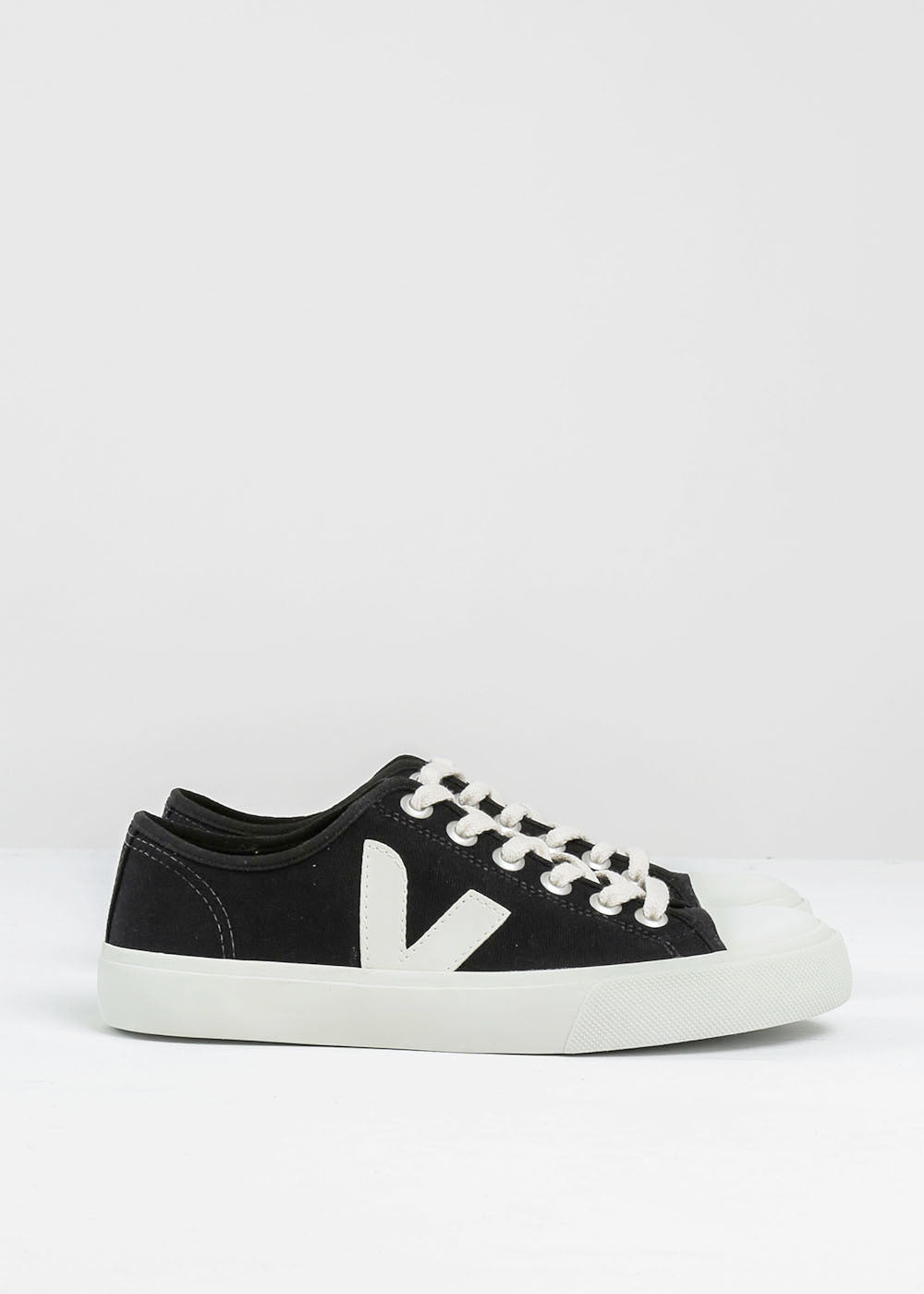 Veja Black Pierre Wata Canvas Sneaker - New Classics Studios