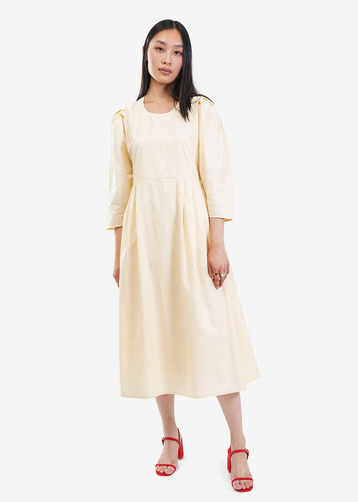 WRAY Bardot Dress — Shop sustainable fashion and slow fashion at New Classics Studios