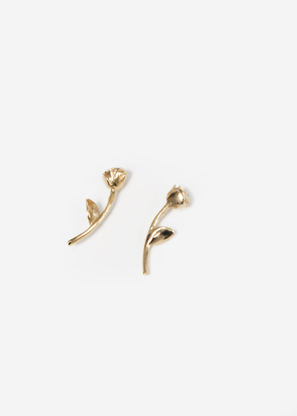 Wolf Circus Rose Stud Earrings — Shop sustainable fashion and slow fashion at New Classics Studios