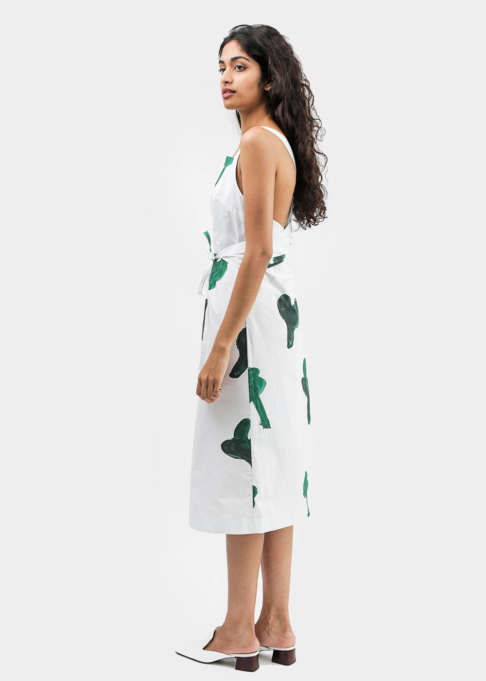 WRAY Wrap Dress — Shop sustainable fashion and slow fashion at New Classics Studios