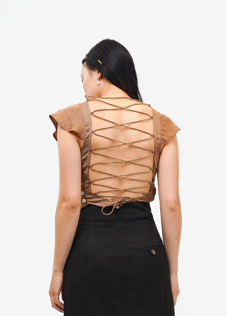 Ajaie Alaie Reka Top — Shop sustainable fashion and slow fashion at New Classics Studios