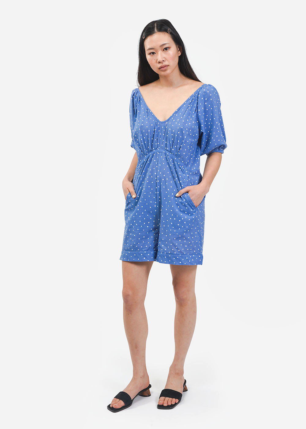 Ajaie Alaie Siesta Fiesta Romper — Shop sustainable fashion and slow fashion at New Classics Studios
