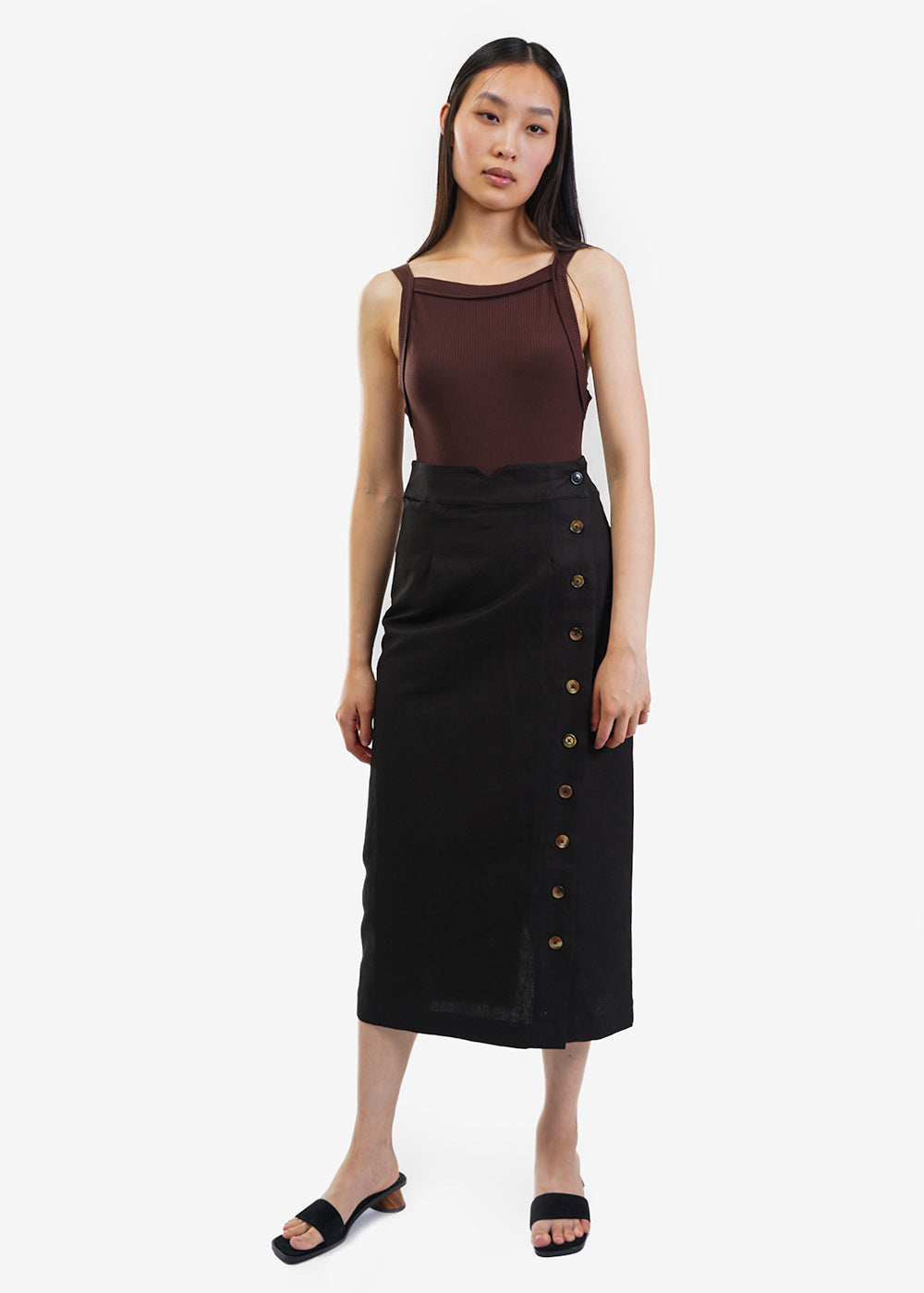 Ajaie Alaie Ink Transitional Skirt — New Classics Studios
