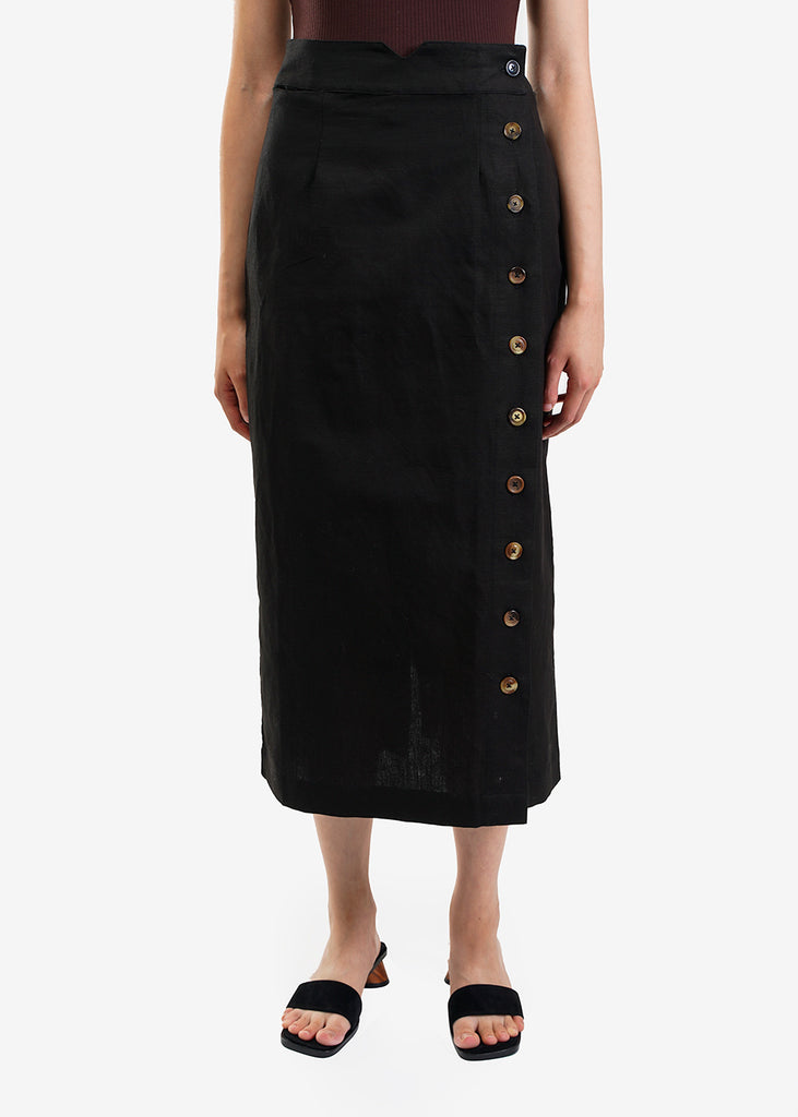 Ajaie Alaie Ink Transitional Skirt — Shop sustainable fashion and slow fashion at New Classics Studios