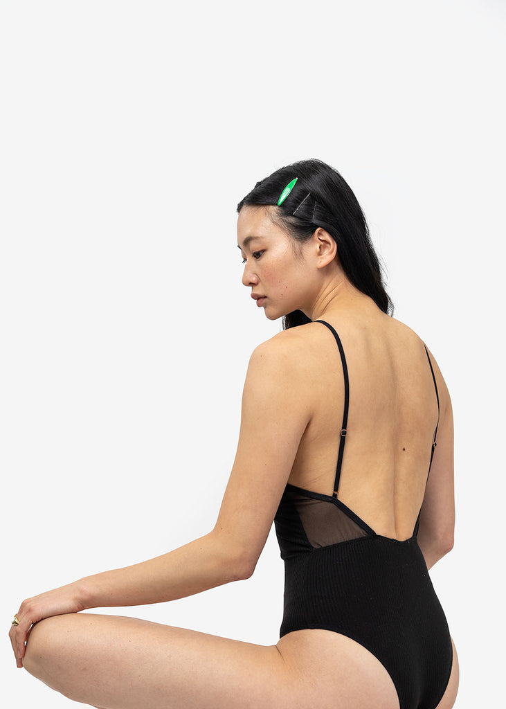 Angie Bauer Emiri Bodysuit — Shop sustainable fashion and slow fashion at New Classics Studios
