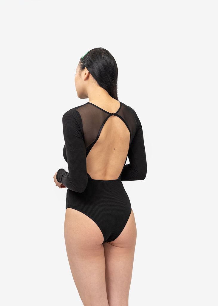 Angie Bauer Mulberry Bodysuit — Shop sustainable fashion and slow fashion at New Classics Studios