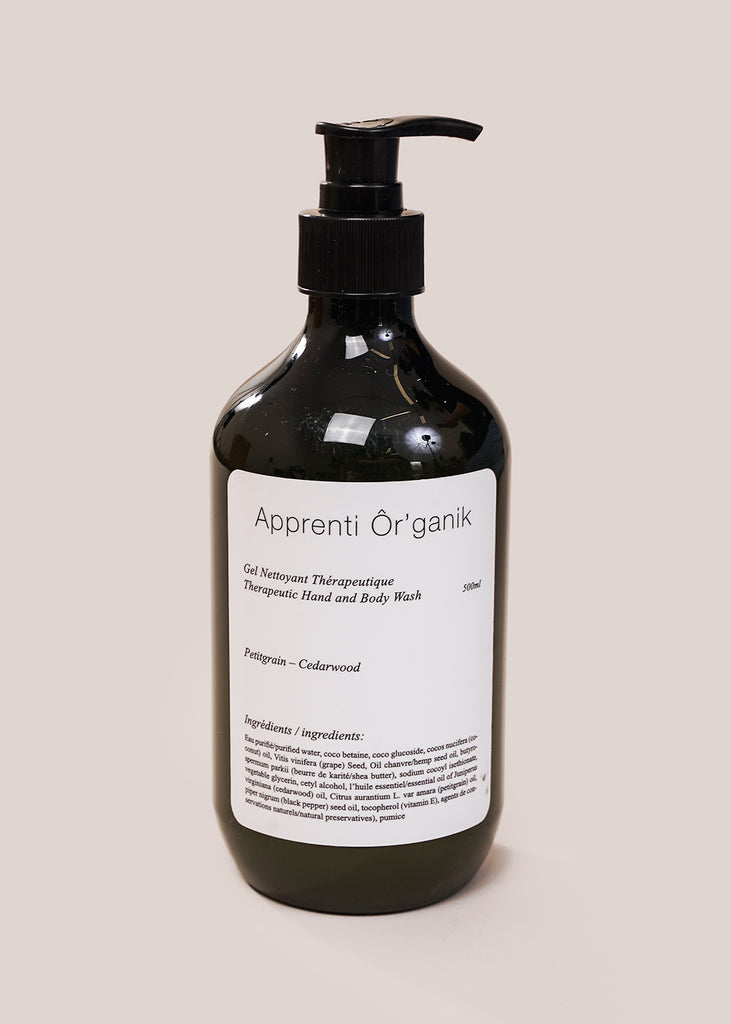 Geranium Hand and Body Wash