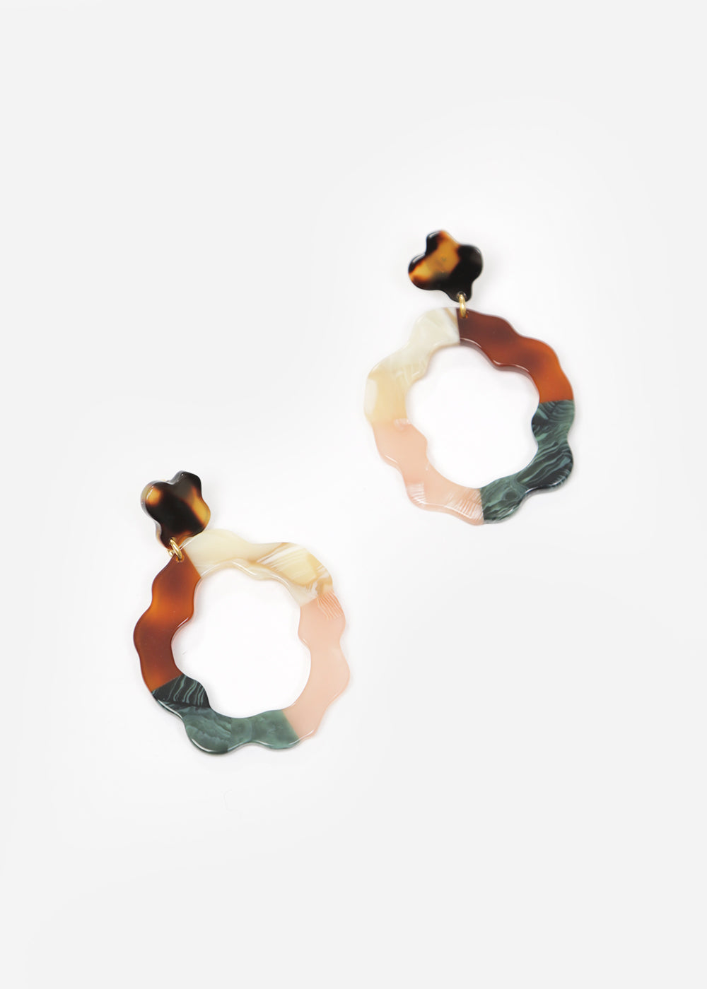 Lule Variation Earrings - New Classics Studios