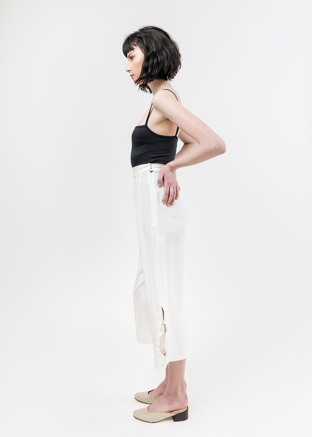 Arcana NYC Parker Boudoir Trousers — New Classics Studios