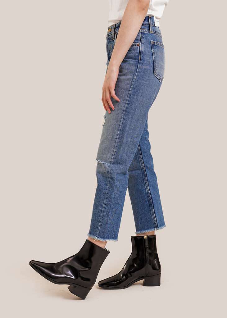 Marcel Relaxed Straight Jeans