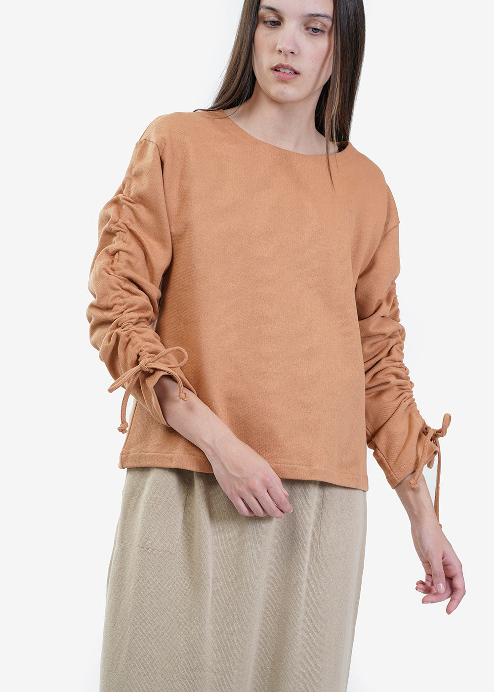 Baserange Furano Alsa Sweat Shirt — Shop sustainable fashion and slow fashion at New Classics Studios