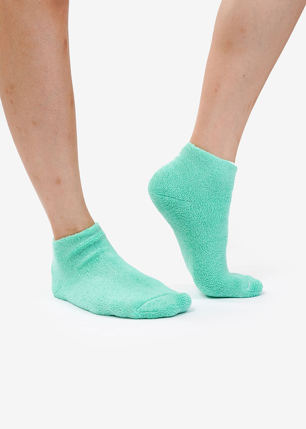 Mint Buckle Ankle Socks - New Classics Studios