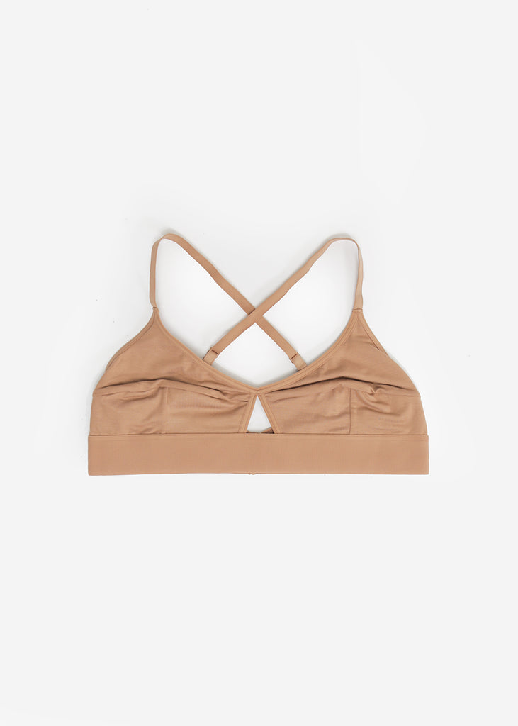 Baserange Nude Lady Bra — Shop sustainable fashion and slow fashion at New Classics Studios