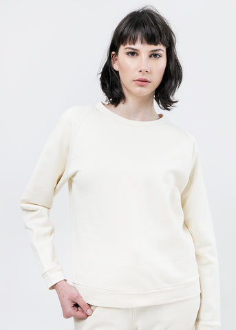 Off White Basic Sweat