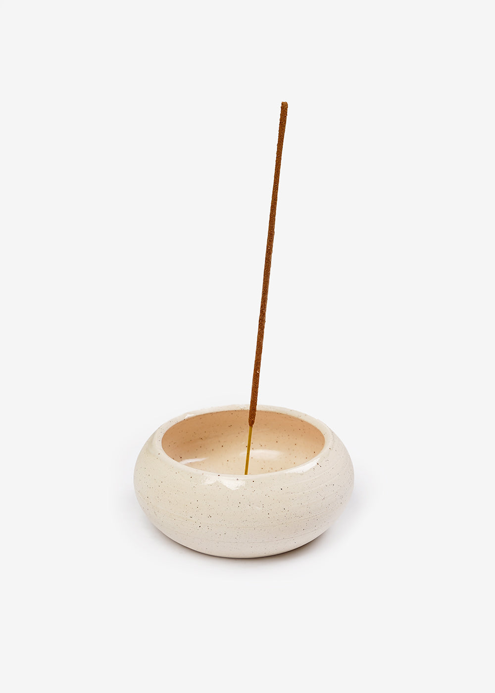 Better Off Studio Brushed Incense Holder — Shop sustainable fashion and slow fashion at New Classics Studios