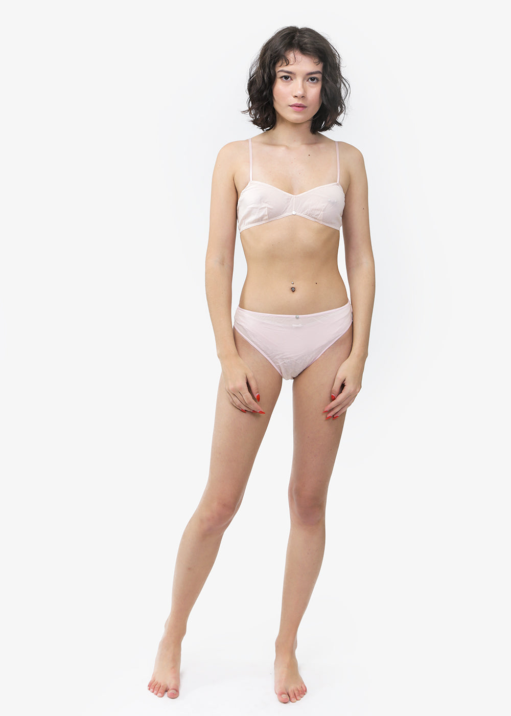 Botanica Workshop Rio Brief in Quartz — Shop sustainable fashion and slow fashion at New Classics Studios