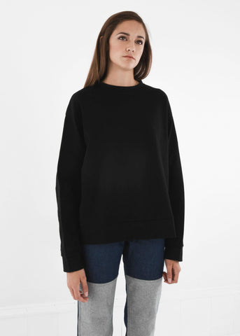 Loose Jersey Sweater