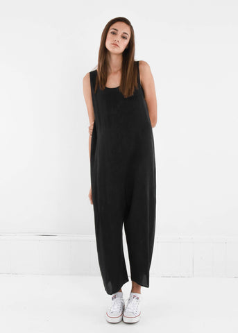 Martine Silk Jumpsuit
