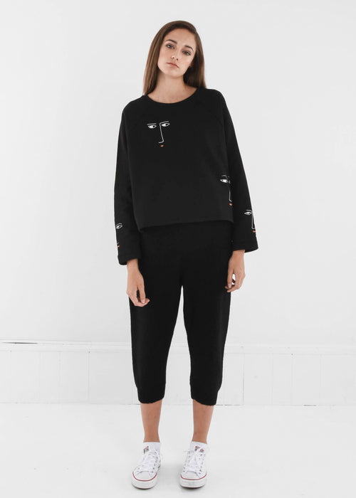 Kowtow Figurine Sweater — New Classics Studios